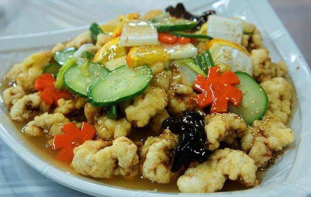 タンスユクとは?韓国語つづりや味、食べ方!