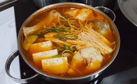 テグタンスープの簡単レシピ・作り方