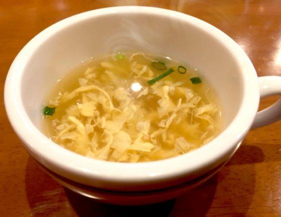 エビチリに合うオススメのスープ
