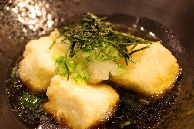 トンテキに合う副菜2