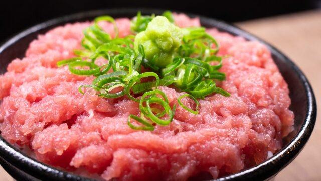 ネギトロ丼に合うおかず副菜、付け合わせは?おすすめ献立まで紹介!