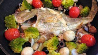 アクアパッツァに合う付け合わせやもう一品の副菜、ご飯献立を紹介!